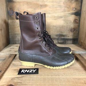 "LL Bean 10"" Maine Hunting Boot Waterproof LLB196"